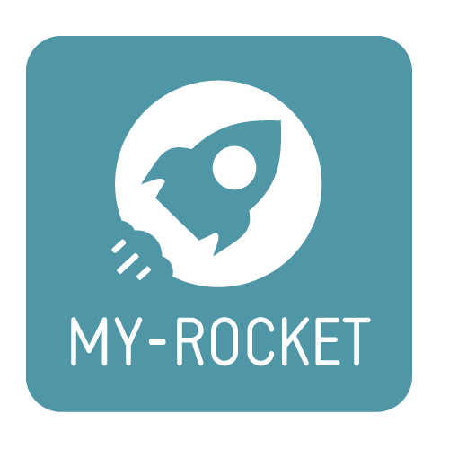 MY-ROCKET logo