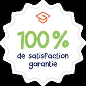 Satisfaction garantie - FR